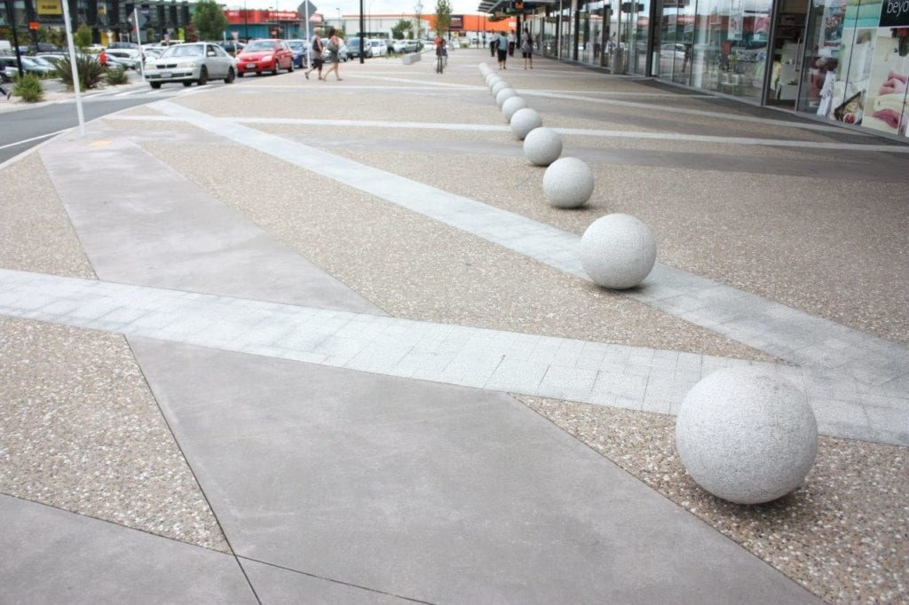 Streetscapes & Bollards 1